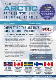 Download the Joint Agenda for Arctic Patrol and Reconnaissance and Search & Rescue