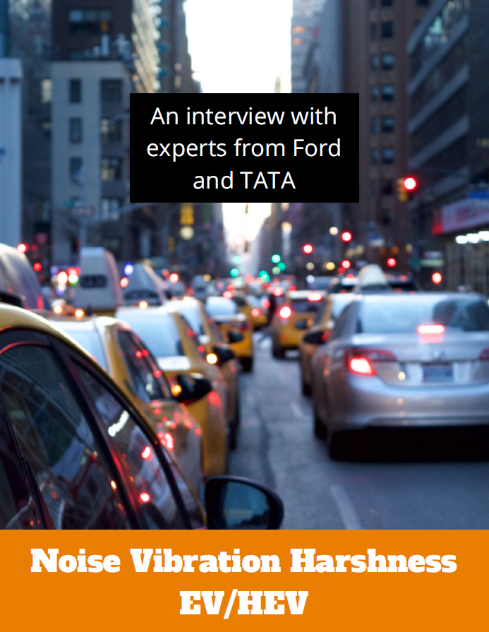 Interview with Experts from Ford and Tata Motors