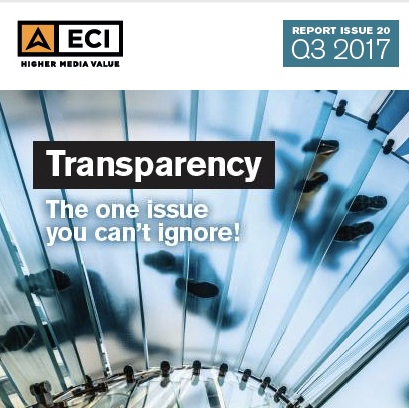 Transparency: The One Issue You Can't Ignore