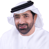 H.E Dr.  Abdullah Salem Al Katheeri