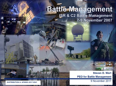 PEO for Battle Management