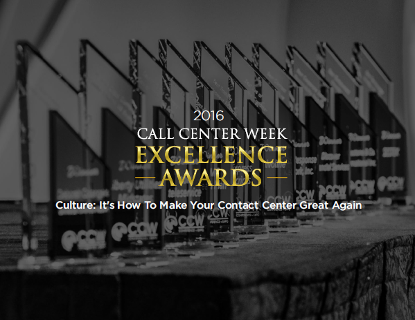 2016 CCW Excellence Awards Recap