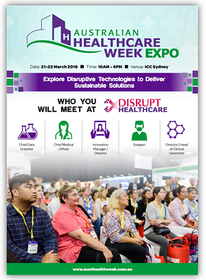 Free to Attend Onfloor Program: Disrupt Healthcare