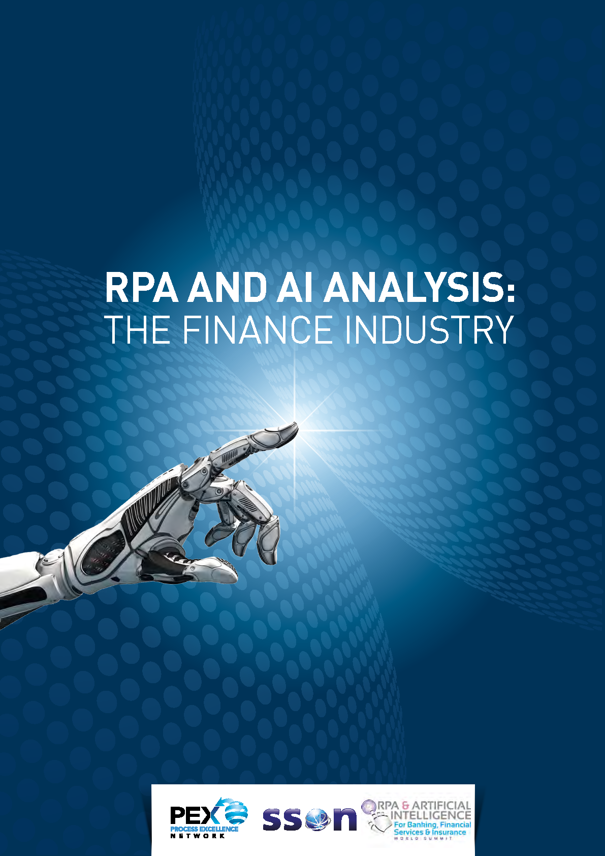RPA and AI Analysis: The Finance Industry