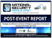 Post-Event Report: National Security Middle East 2016