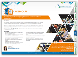 Aged Care Victoria 2017: Final Agenda