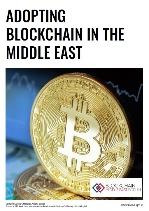Adopting blockchain in the Middle East
