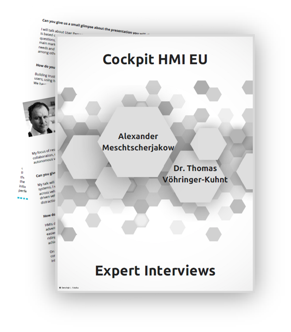 Expert Interview with Continental Automotive GmbH and University of Salzburg