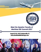 Maritime ISR Summit Speaker e-Book