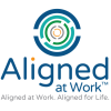 Aligned at Work Logo