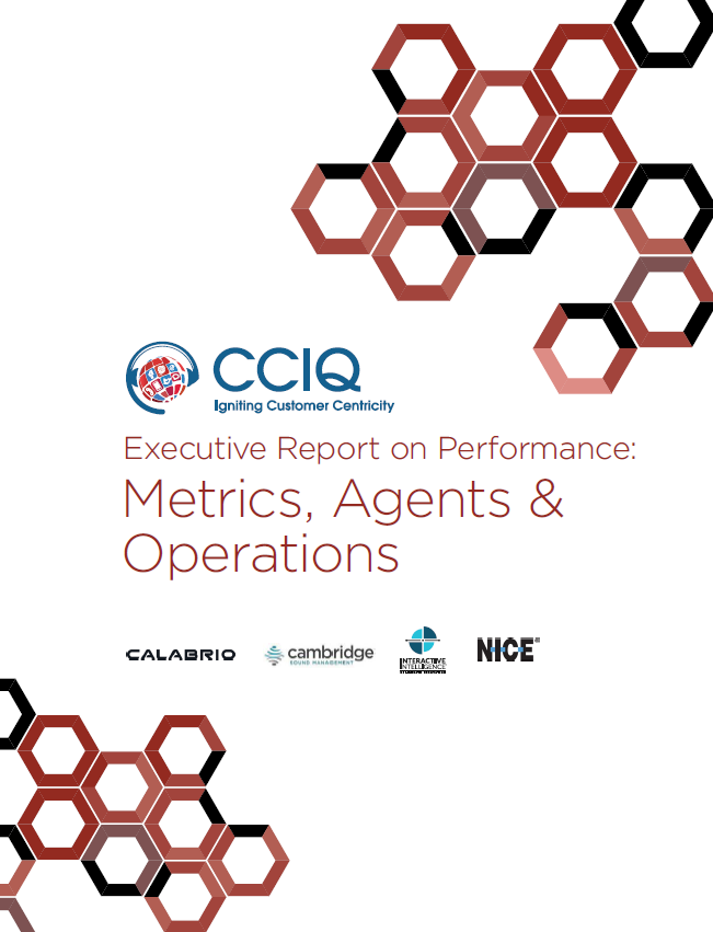 Executive Report on Performance