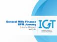 General Mills Finance BPM Journey