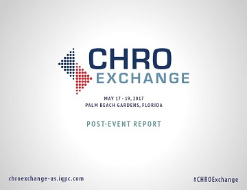 New! May 2017 CHRO Exchange Post Event Report