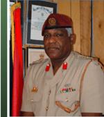 Colonel Sir Trevor Thomas