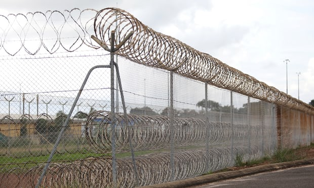 Australia's jail population hits record high after 20-year surge