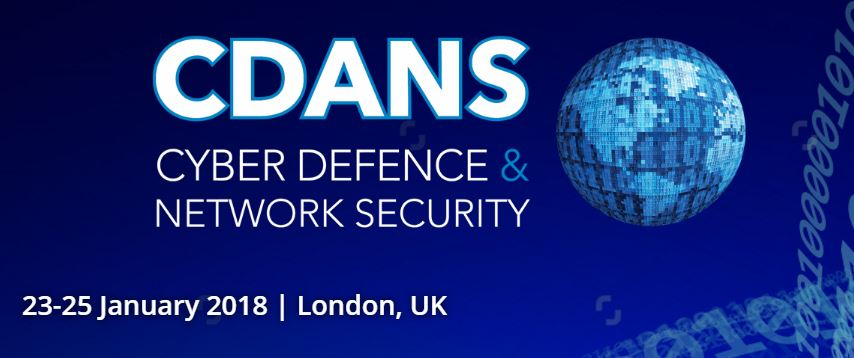 Download the Cyber Defence and Network Security 2019 Event Guide