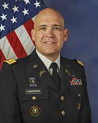 Lieutenant Colonel Lieutenant Colonel Harold  Henderosn
