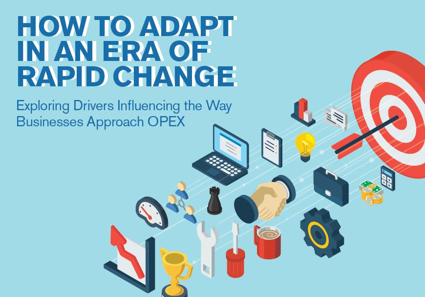 How to Adapt in an Era of Rapid Change