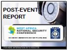 Post-Event Report: West Africa National Security Conference 2017