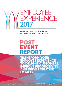 Employee Experience - Post Event Report 2017