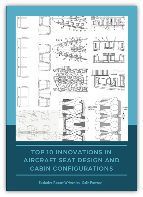 Top 10 Innovations in Aircraft Seat Design