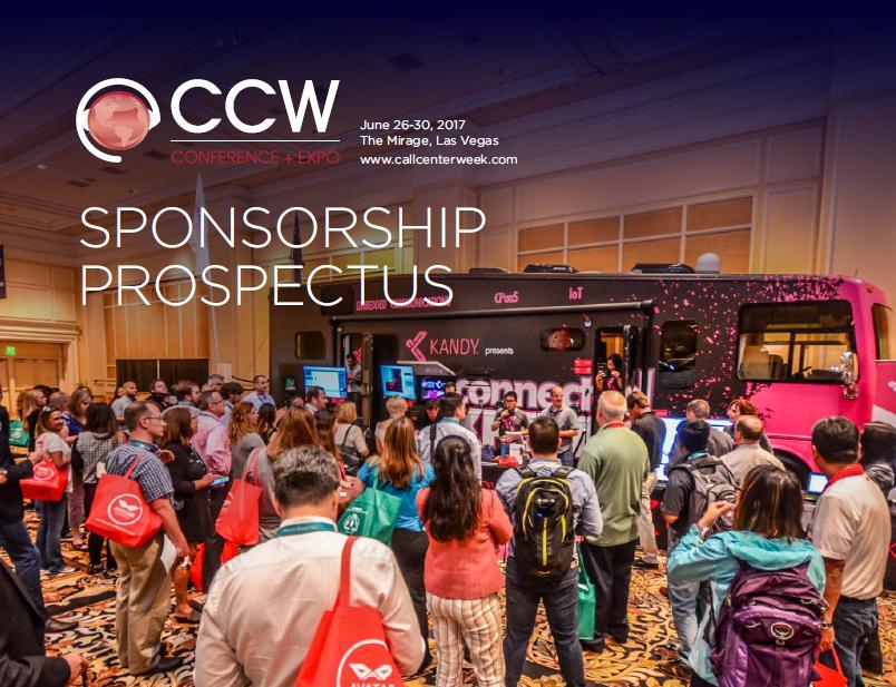 2017 CCW Sponsorship Prospectus