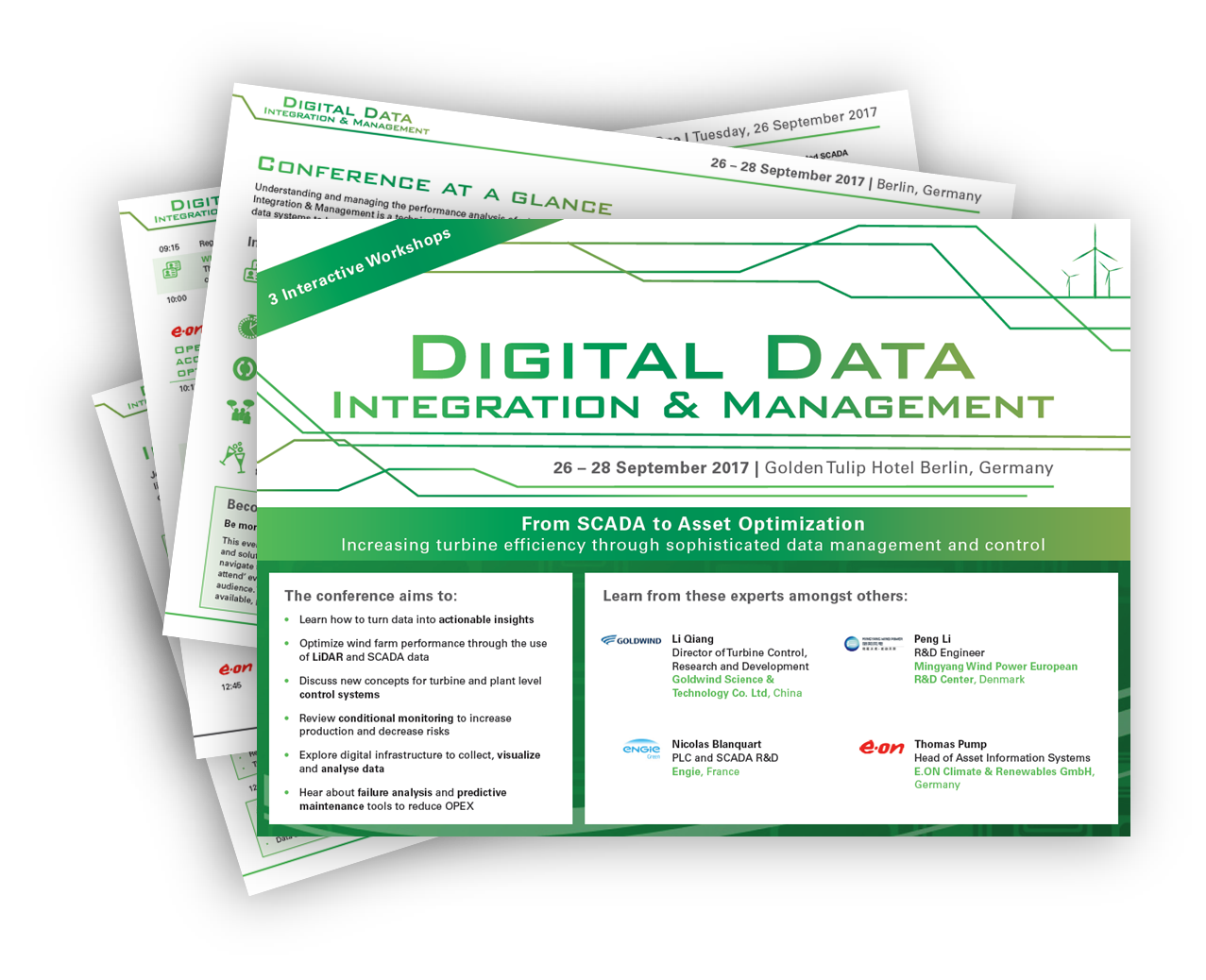 Digital Data Management Agenda