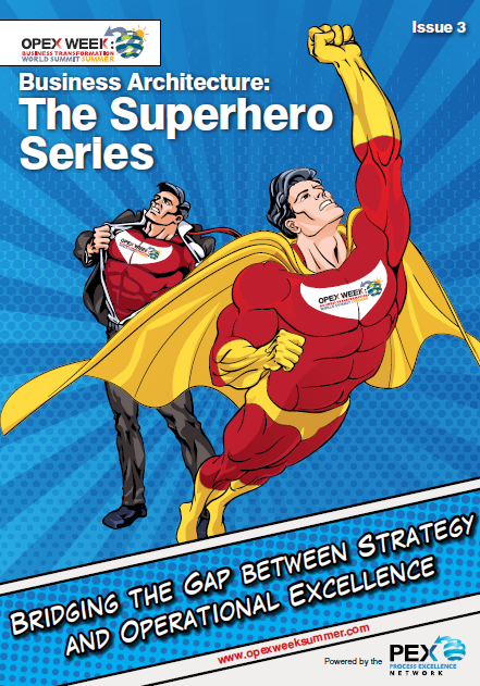 Business Architecture - The Superhero