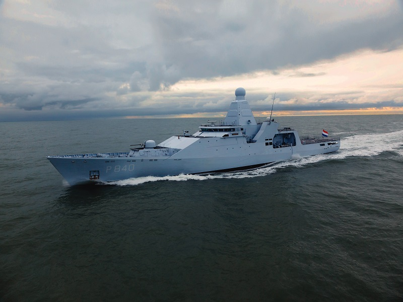 Offshore Patrol Vessels International