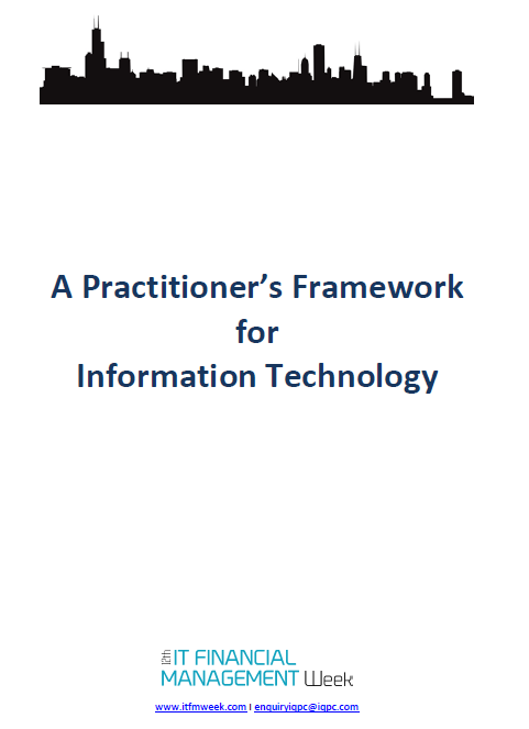 A Practitioner's Framework for IT