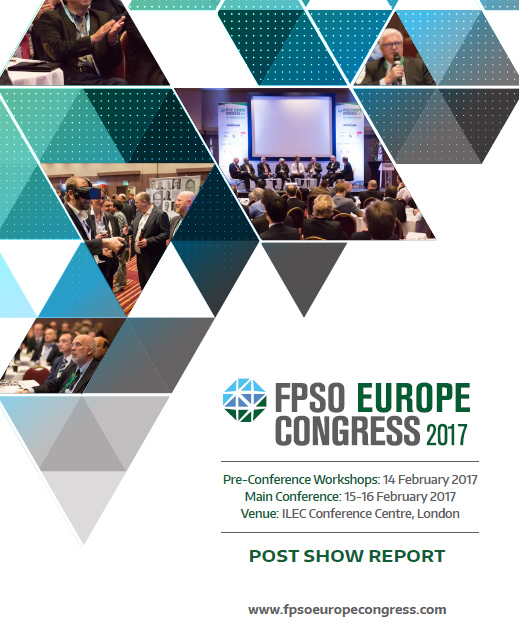 FPSO Europe Congress 2017 Post Show Report