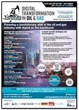 Agenda - Digital Transformation in Oil & Gas