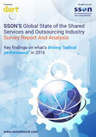 SSON's Global State of the Shared Services and Outsourcing Industry Survey Report and Analysis