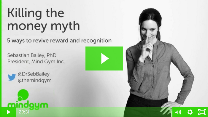 Killing the Money Myth. 5 Ways to Revive Rewards