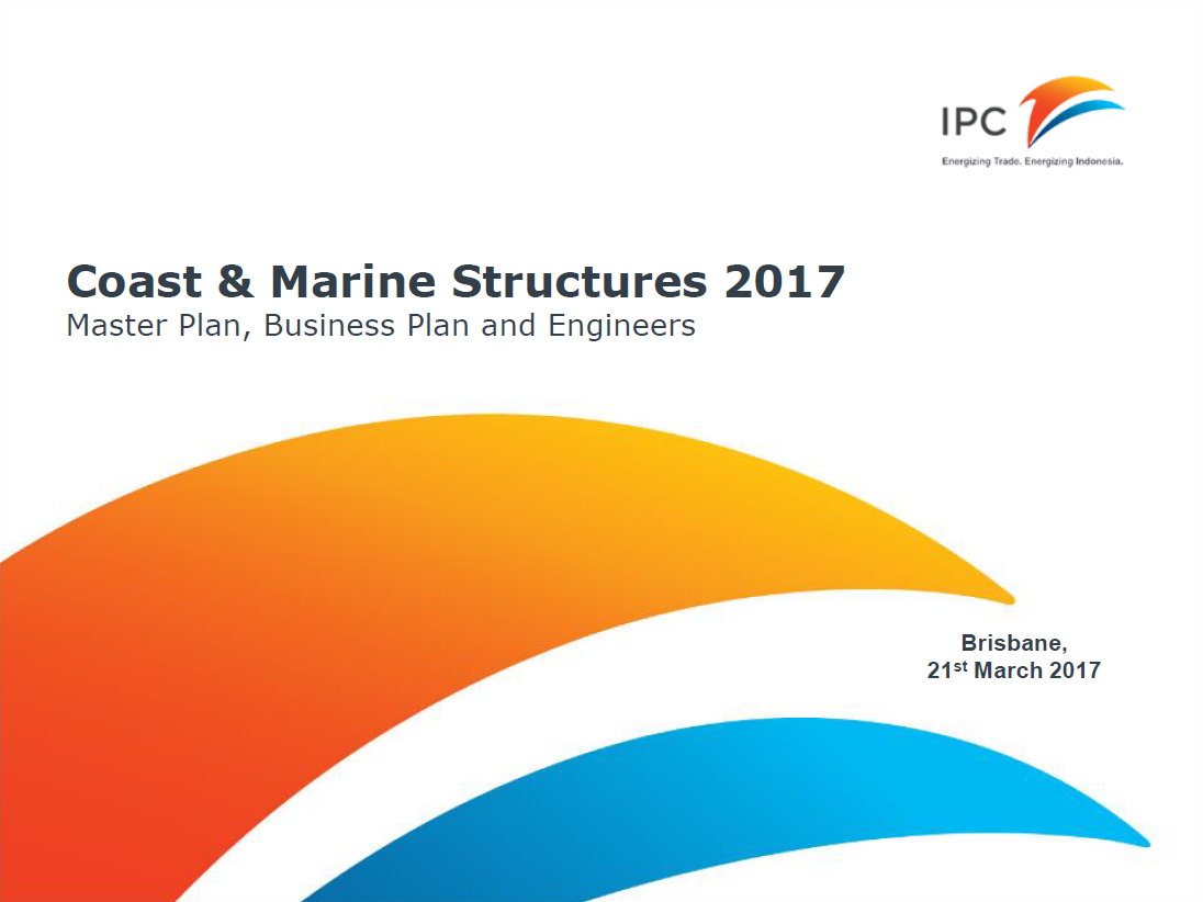 Managing and Optimising the Performance of your Assets through Strategic Long-Term Port Master Planning