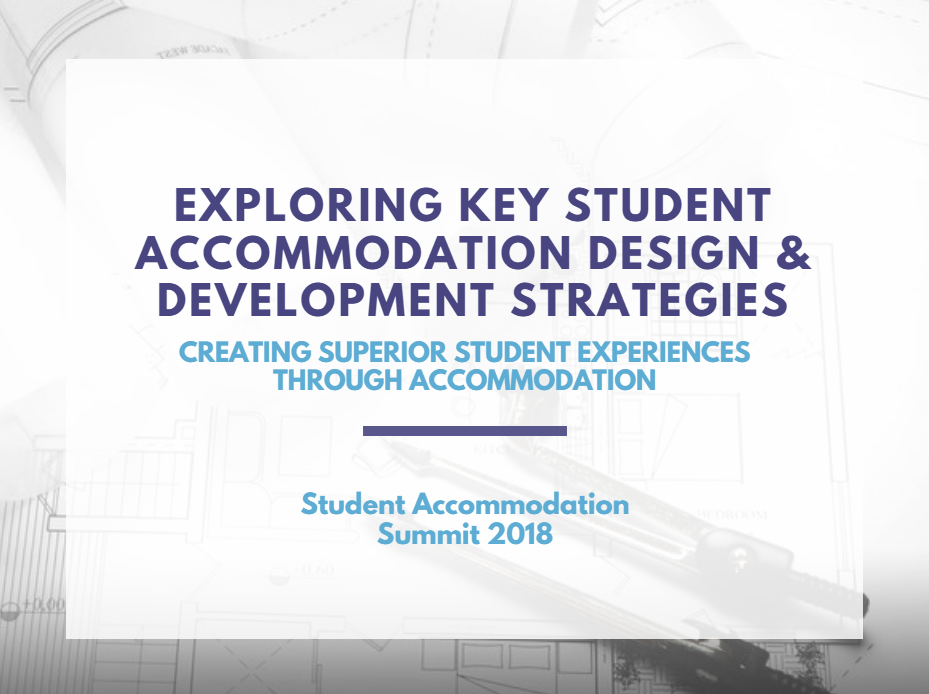 Exploring Key Student Accommodation Design & Development Strategies
