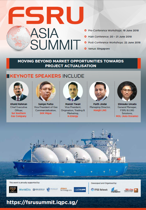 FSRU Asia Summit 2018 Brochure