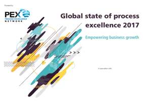 Global State of Process Excellence 2017