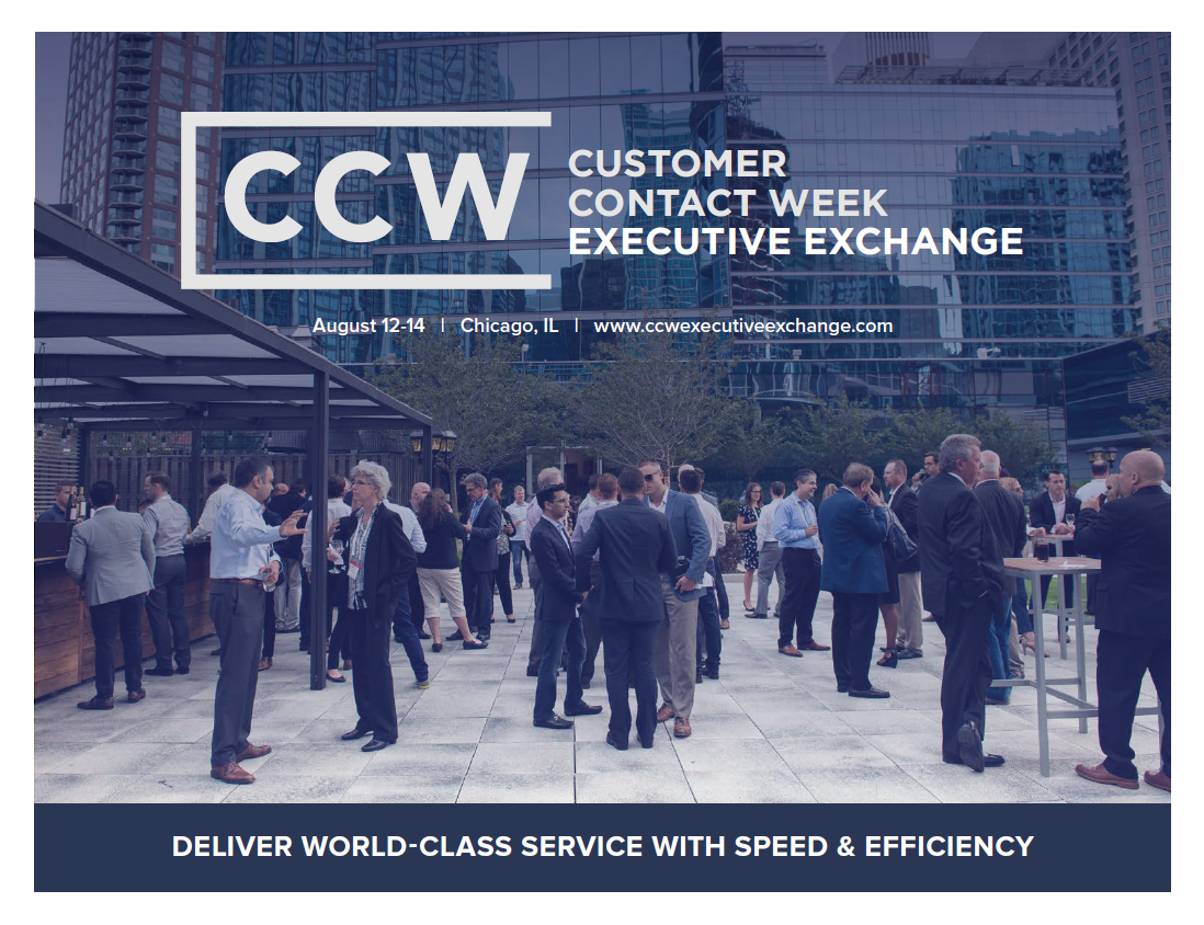 View Event Guide: 2018 CCW Executive Exchange August