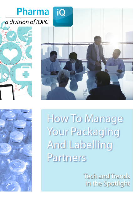 Managing Your Packaging & Labeling Partners
