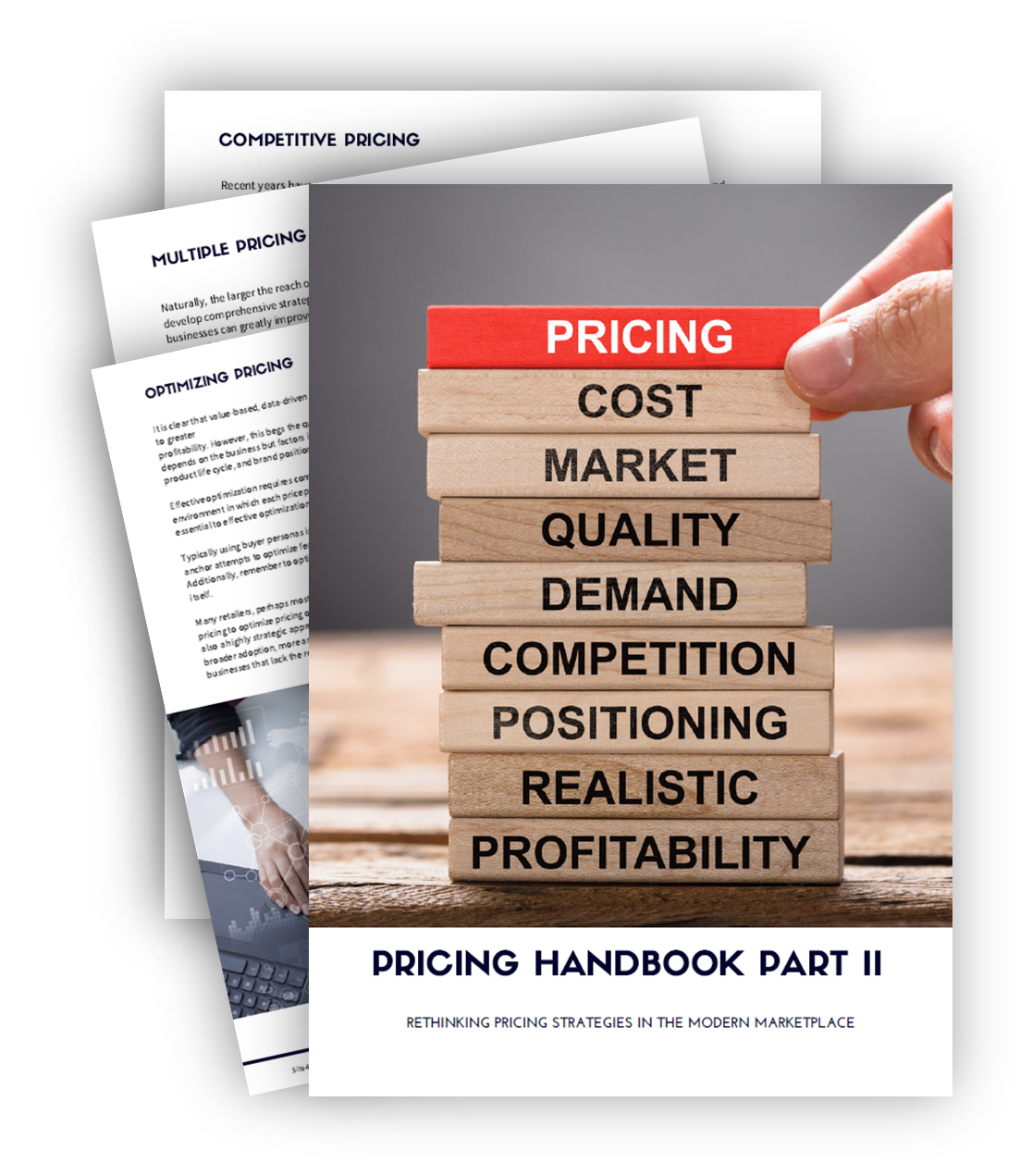 Pricing Handbook II - From value-based pricing to technology-driven dynamic pricing at Amazon