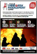 Brochure - 6th Annual Crisis & Risk Management Summit