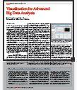 Visualization for Advanced Big Data Analysis