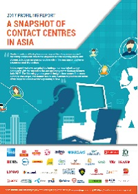 A Snapshot of Contact Centres in Asia: 2017 Profiling Report