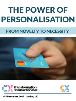 The Power of Personalisation: From Novelty to Necessity