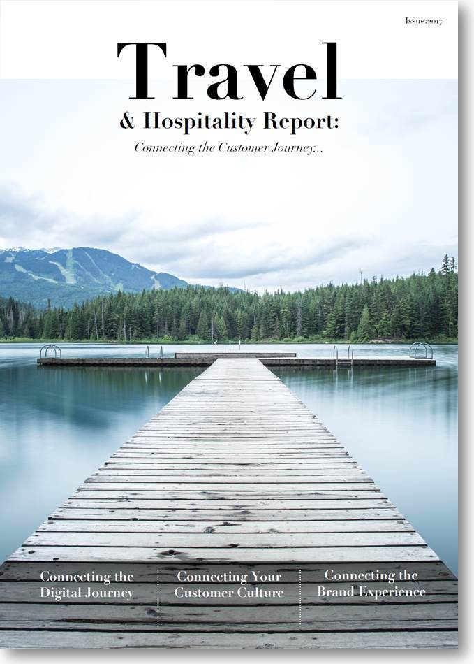 Travel & Hospitality Report:Connecting the Customer Journey