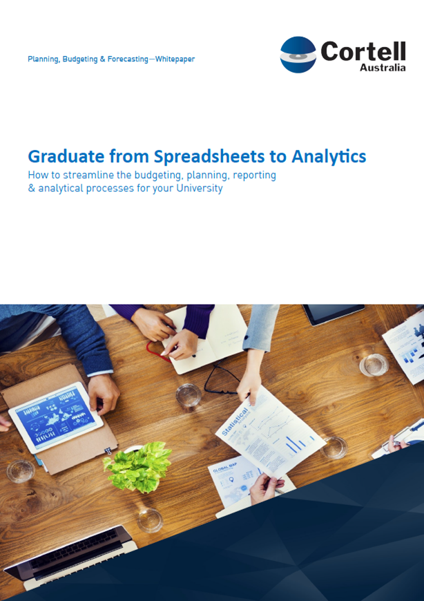 Graduate from Spreadsheets to Analytics