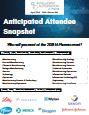 IA in Pharma Anticipated Attendee Snapshot