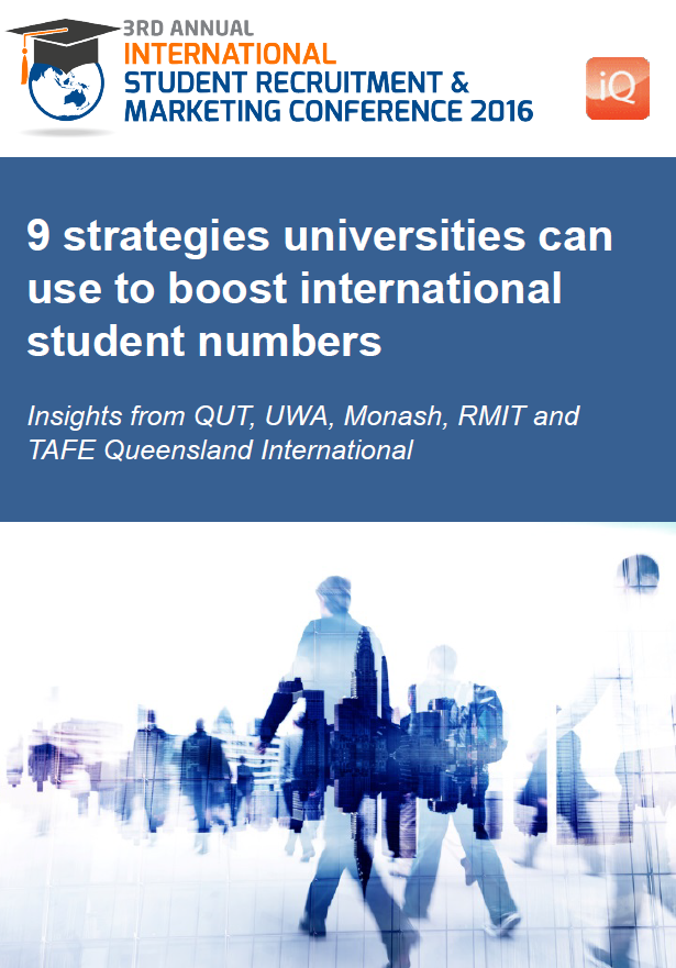 9 strategies universities can use to boost international student numbers