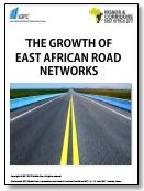 The Growth of East African Road Networks
